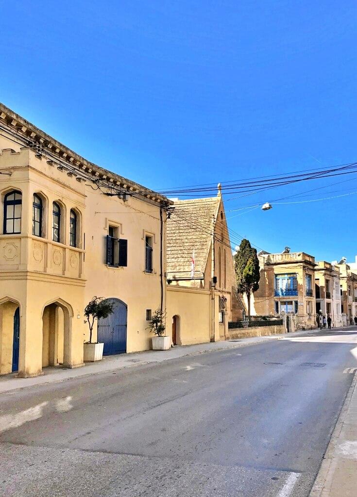 Malta - architektura i budownictwo. Zróżnicowany kulturowo styl architektoniczny Malty.