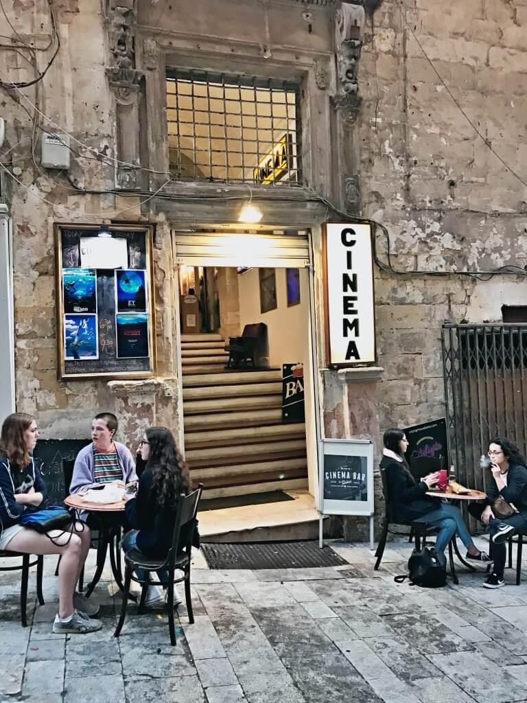 Malta momentami do złudzenia przypomina Włochy. Cinema.